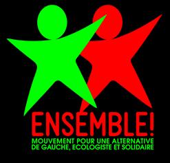 Communiqué de Ensemble! Unité pour combattre tous les racismes.