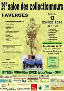 29e Salon des Collectionneurs du 13 novembre 2016