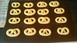 Bretzels 3 chocolats
