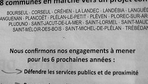 Plélan le Petit: fermeture de la gendarmerie