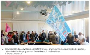 Hôpital de Mont-de-Marsan : une grève pour défendre carrières et pouvoir d'achat