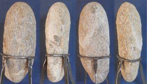 Conglomérat calcaire de l'époque glaciaire