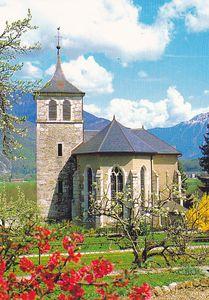 Lathuille Eglise façade Sud