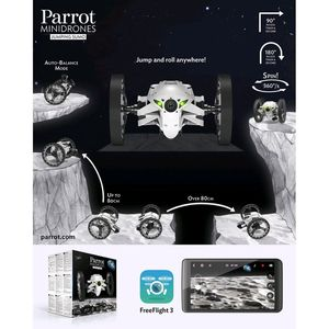 Drone Parrot Jumping Sumo NEUF - 80 euros