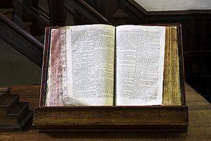 L'Autorité des Saintes Ecritures