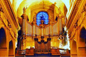 Concert de Pâques à St-Nicolas du Chardonnet Paris
