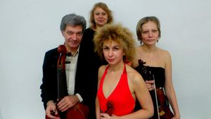 Le Quatuor Aram à Samois-sur-Seine (77)