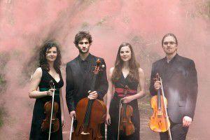 Le Quatuor Equinox à Thomery (77)
