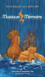 Festival Musique et Mémoire dans les Vosges