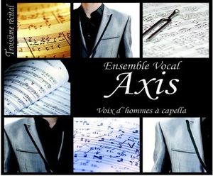 Concert Trio vocal AXIS