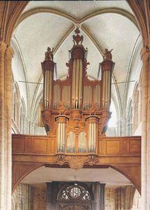 Récital d'orgue à Provins (77)