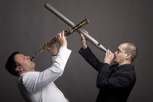 Duo Saxophone et Orgue