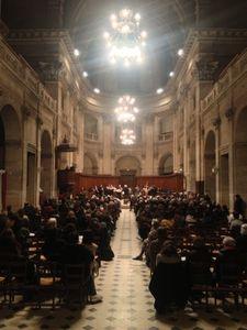 Bach à l'Oratoire du Louvre