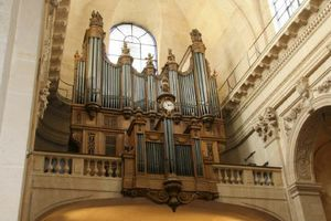 Concert d'orgue Paris