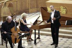 Concert du sopraniste Mathieu Salama à Avon
