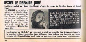 MARDI 10 AVRIL 1973