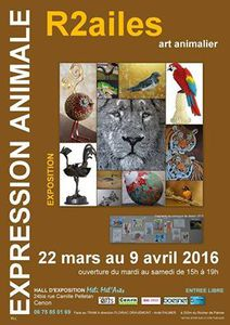 EXPOSITION &quot&#x3B;EXPRESSION ANIMALE&quot&#x3B;