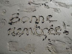 Bonne rentrée!!