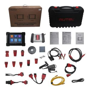 The description of Autel MaxiSys pro MS908P
