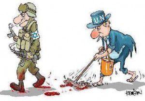 Shimon Peres, le faux pacifiste