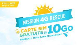 Bouygues Telecom offre une carte SIM gratuite de 10 Go