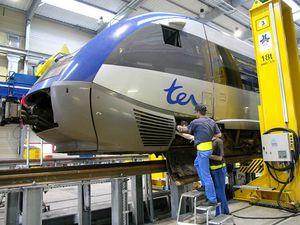 COMMUNIQUE DE PRESSE en réaction à l'annulation par le conseil Régional d'Auvergne au projet d'investissement dans l'atelier de maintenance SNCF