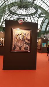 Avril 2015 - Adhésion à European Art Group