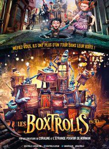 Les Boxtrolls - Trailer Critique (Esteban Grine)