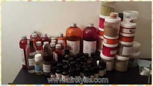 Ma collection de produits BIO