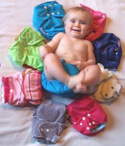 Rencontre et papotage autour des couches lavables