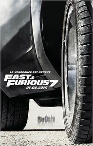 Fast &amp&#x3B; Furious 7 ****