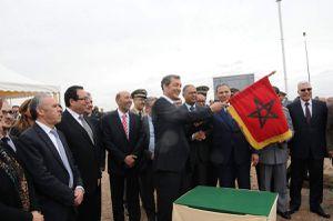 COP22 : Les travaux d'aménagement du village de la COP22 ont été officiellement lancés