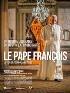 Film pape François ce vendredi 14 oct