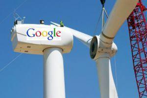 Google dépense 5 milliards de dollars dans l'énergie éolienne