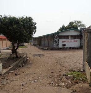 Hôpital de la Rive à Kinshasa