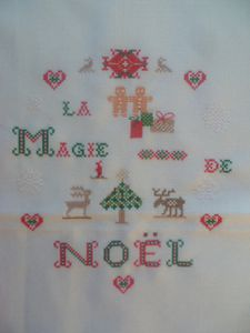 SAL de Noël 2015 de Stitches' Crumble - 5 &amp&#x3B; 6