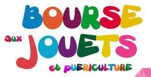Bourse aux jouets &amp&#x3B; puériculture, demain !