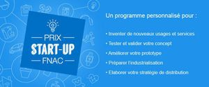 Zoom concours pour  Start-up
