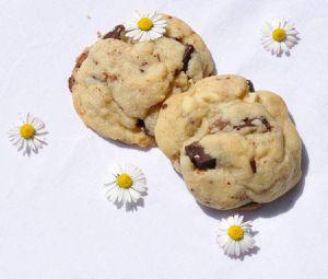cookies trois chocolats