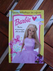 Livres enfants Barbie