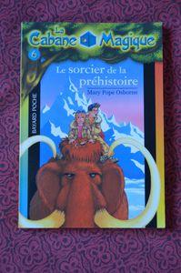 Livres enfants Le Cabane Magique