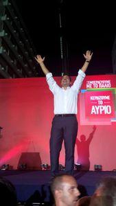 La victoire de Syriza : « A nous de prendre le relais » (Pierre Laurent).