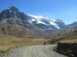 Traversée du parc national Huascaran