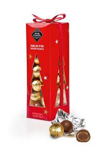 La magie de Noël s'empare du chocolat !