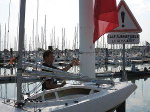 La Rochelle capitale du MiniJi – championnat de France Handisport et HandiVoile