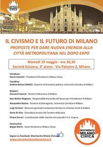 IL CIVISMO E IL FUTURO DI MILANO
