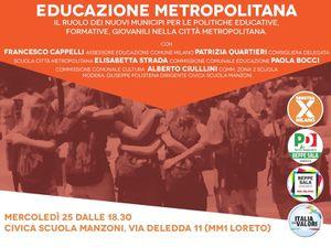 Educazione Metropolitana