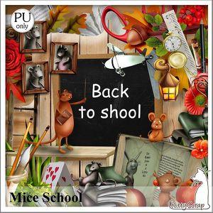 Mice school