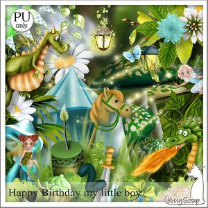 Happy Birthday my little boy
