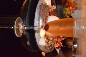 champagne aux griottines